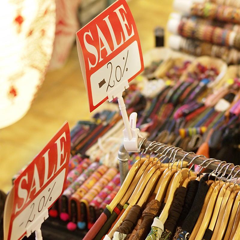 Sale im Inti Shop