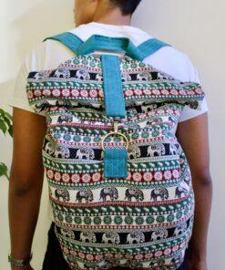 elephants rucksack