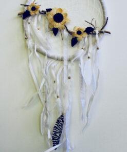 Flower Love Traumfänger