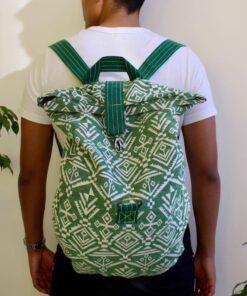 Geometrical Rucksack