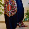 Aladinhose mit Mandala
