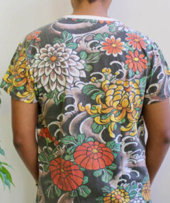 Japanese Flower T-Shirt