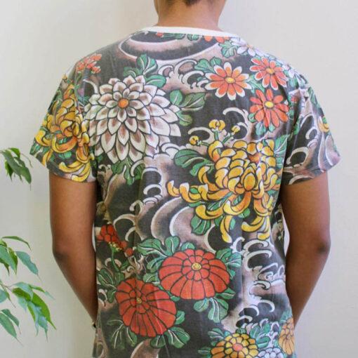 Japanese Flower T-Shirt