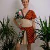 Kimono Style Kleid