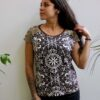 Mandala Allover Top