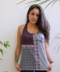 Mandala Dreams Top