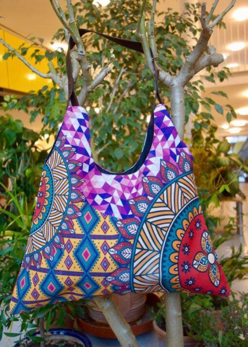 Mandala Love Tasche
