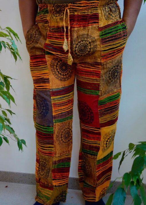 Patchwork Mandala Hose