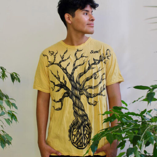 Peace Tree Shirt