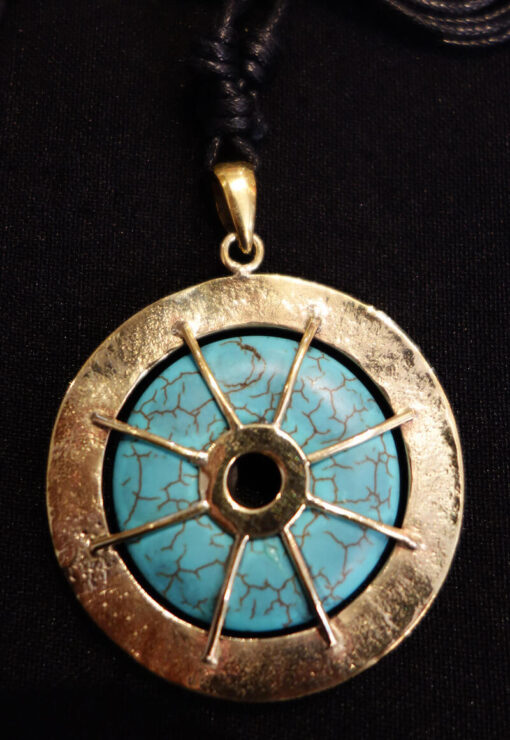 Turquoise Kette