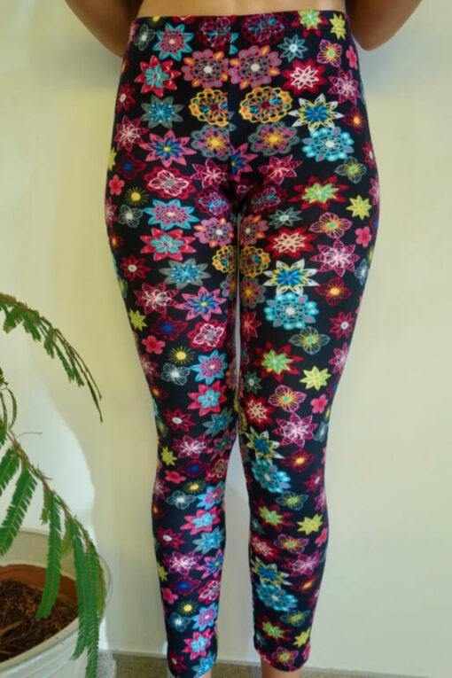 Winterblume Leggings